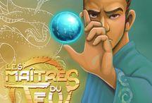 Les Maîtres Du Jeu / Dans le Temple Sacré, collectez un max de cadeaux en validant votre élémentier !
