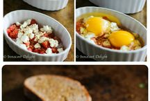 Breakfast/brunch ideas