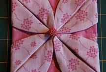 folded embellishments