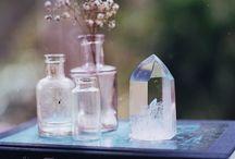 Crystals - Clear quartz