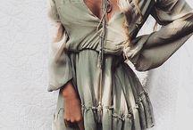 green and Boho like my aura / ομορφα κομματια ,με δαντελες,χαντρες και πολυχρωμα υφασματα που θα σου κανουν παρεα το καλοκαιρι.