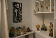 Spring 2014 Show & Sale: Artist Displays