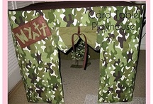 Table dens and play tents