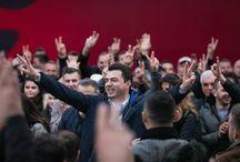 Albania, Edi Rama, Elezioni Albania, Lulzim Basha, Tirana