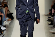My style... / What woman doesn't want a sharp dressed man? / by Alex Watters