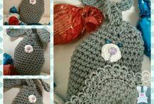 CrochetShop / Cosas que hago y vendo
