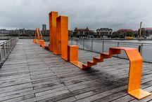 Parametric Urban Furniture Ideas