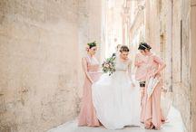 Bridesmaids Inspiration / Bridesmaids Photos to inspire trends and ideas!