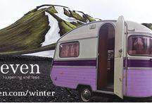 Oseven Winter - Explore