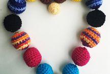 ponto C - crochet / crochet by carol alcala