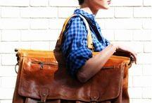 Sacs, pochettes, etc. / A chaque tenue, son sac / by Peg Zimbo