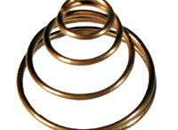 Conical Compression Springs / Conical Compression Springs 2014  by http://www.katyspring.com Conical COMPRESSION SPRINGS are open-coil helical springs wound or constructed to oppose compression along the axis of \