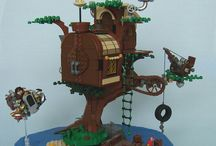 MOC Steampunk theme / just LEGO, just Steampunk, just MOC