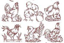 borduren voor pasen