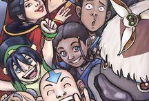 Anime - Avatar: The Last Airbender