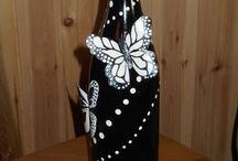 buttefly bottle