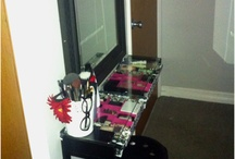 Make up vanity ideas