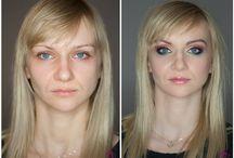 Make up transformation / Make up transformation