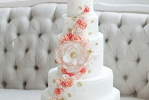 Wedding flowers/desserts / by Brooke Bri-Ann