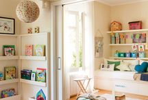 Children toy room