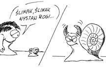 Głupinki / Śmieszne rysunki, które robię.