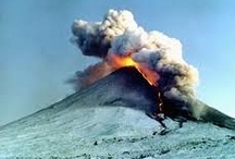 Vulkaan uitbarsting