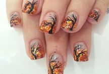 Nail Art: Autumn