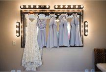 Gray Weddings / Gray Wedding Decor ~ Gray Tablescapes ~ Gray Wedding Cakes ~ Gray Bridesmaids Dresses ~ Gray Boutonnieres ~ Gray Groom Attire ~ Gray Wedding Favors