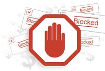 Adblocker / You can block all the unwanted pop-up ads in your site by adding adblocker in your browser which makes you feel free of ads after which you would have more responsiveness in your site. Visit http://www.adblockerproplus.com/
