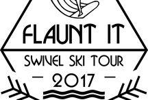 Flaunt It Swivel Ski Tour