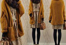 Nättejä vaatteita ja inspiraatiota