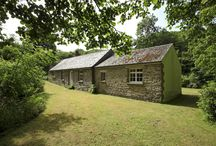 Glantawel Holiday Cottage / Glantawel is a spacious secluded Pembrokeshire stone cottage, sitting in its own individual & immaculate grounds on the banks of the River Nevern in a stunning wooded valley. The property is set in 30 acres of our woods and farmland and has over ½ mile of productive fishing rights. Perfect for fishermen, walkers and nature lovers who will appreciate the tranquil riverside location and the rich variety of wildlife.   Luxury cottages, eco elegance & exclusive retreats in West Wales