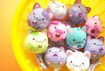 Cute Kawaii / Cute things full of color #cute #kawaii