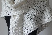 My crochet / Meine eigenen Handarbeiten