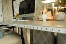 Desk / by Deborah Hubbard Fiene