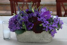 Wedding Flowers / Wedding flower arrangements and bouquets