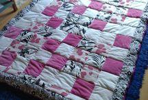 PaczMondu quilts patchwork / patchworki i narzuty uszyte przeze mnie