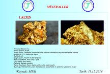 Mineral / Mineraller Hakkında detaylı gilgiler http://jeolojimuhendisleri.net/