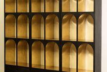 bookshelves / by Jody Farnsworth