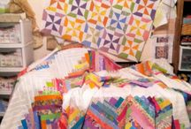 Miscellany / Quilt and sewing-related ideas and projects