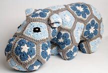 Crochet Doorstops