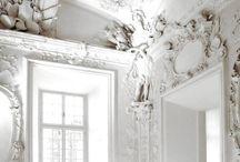 Arhitectură / Romanesque, Gothic, Baroque, Rococo and Art Nouveau architecture