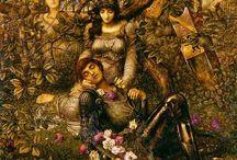 Art: Pre-Raphaelites