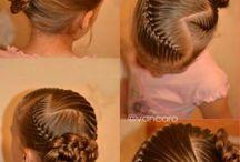 peinados nenas