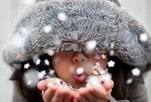 Family and kids photo ideas and inspiration / winter and fall