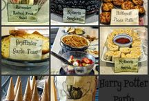 harry potter inspired food