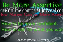 Be more Assertive / Free online course for Nurses