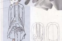dessins de mode