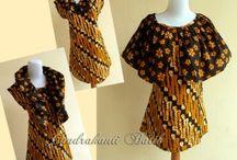 candrakanti batik / baju batik cantik-cantik ini semua bisa diorder ya sist ...