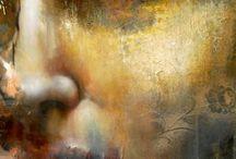 Woman Art en Vrac 3/3 / by LauChans Art